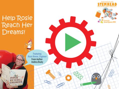 Rosie Revere Engineer Game