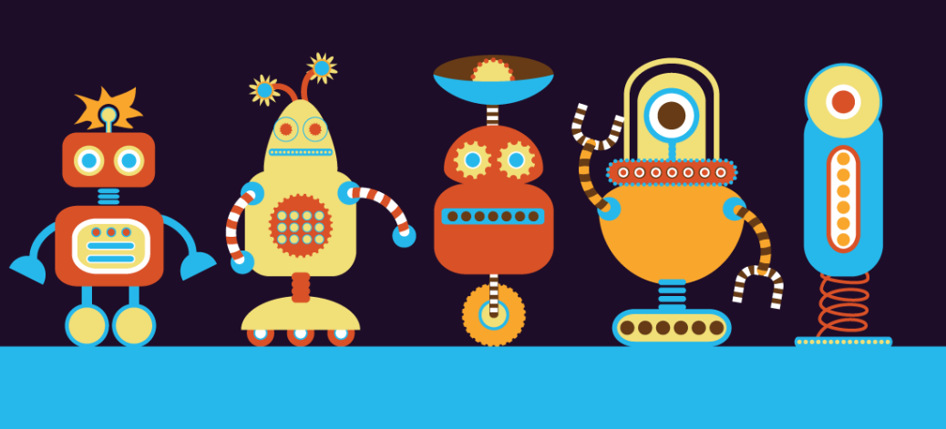 Power Up the Robots